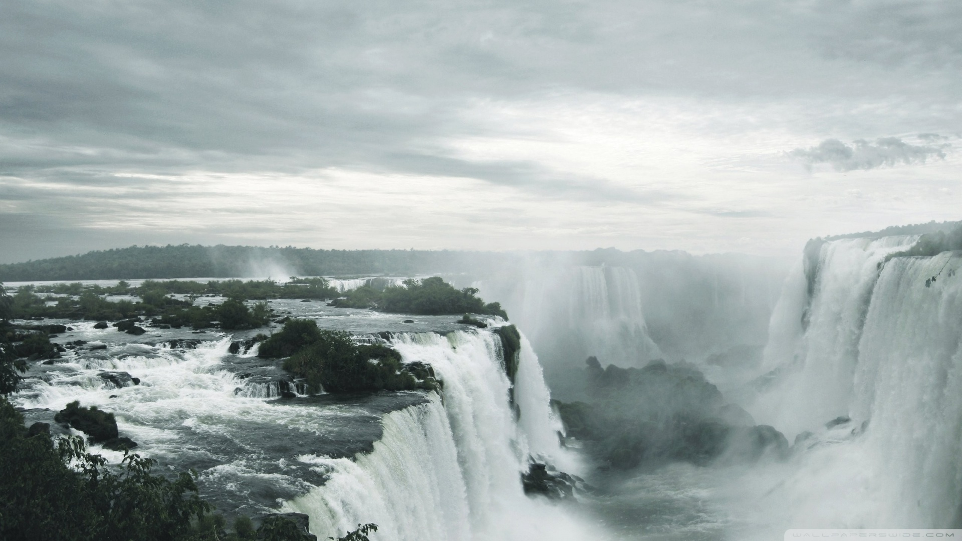 Most Beautiful Waterfalls Wallpaper 1920x1080 Worlds Most Beautiful 1920x1080
