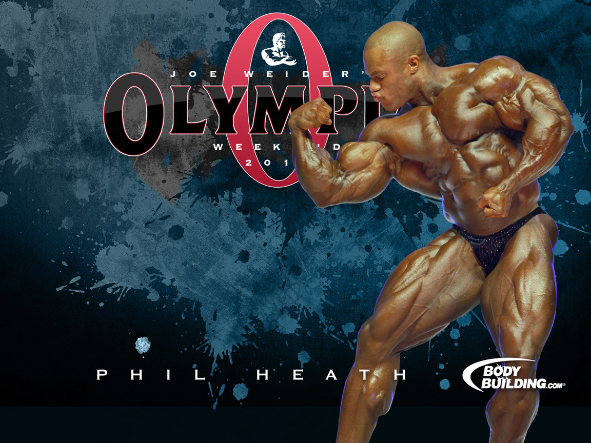 Wallpapers Of The Week 2010 Olympia Competitors 1152x864