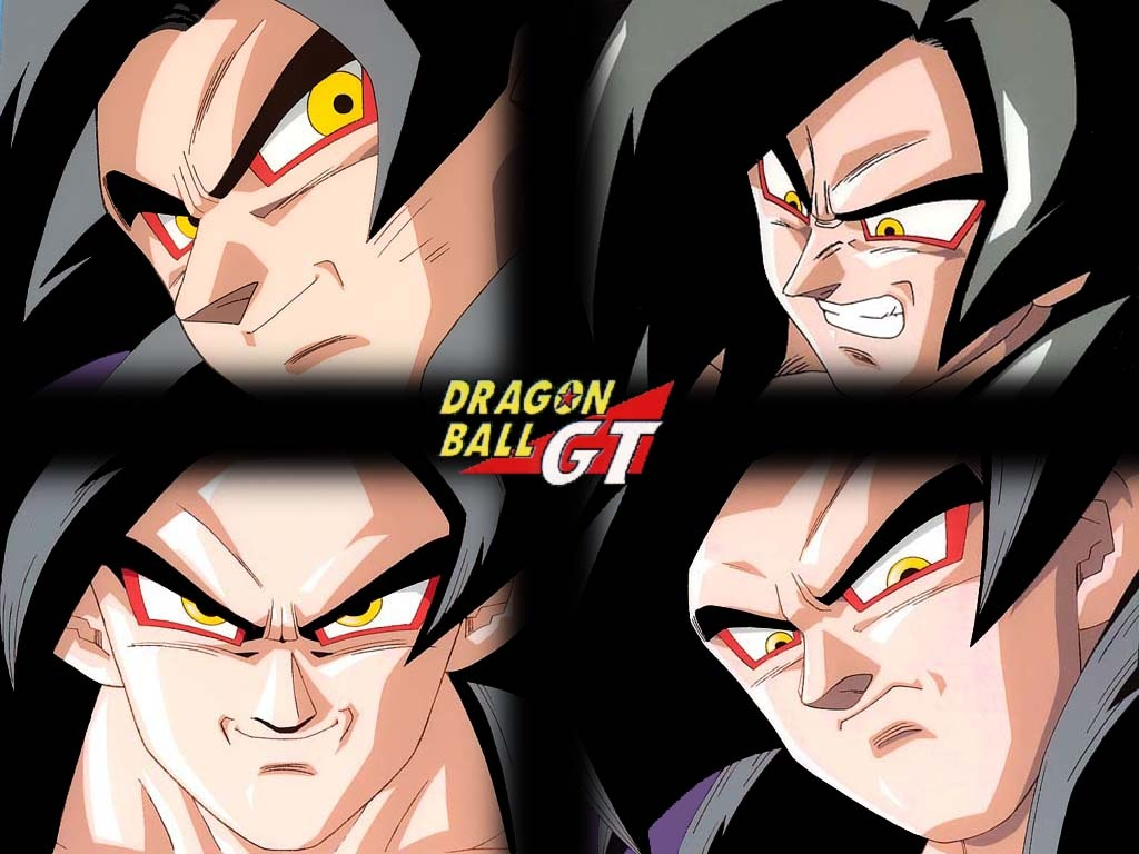 Dragon Ball GT Wallpapers All About Dragon World 1024x768