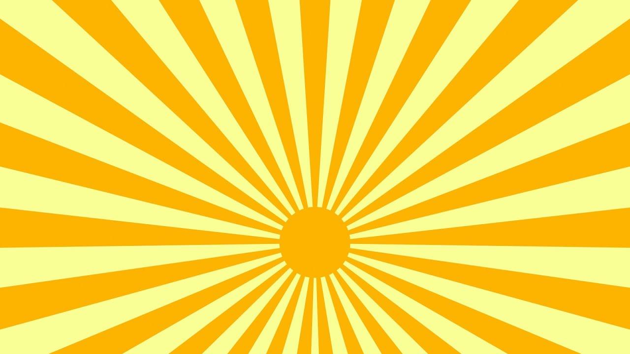 Sun   HD simple animated background 28 1280x720