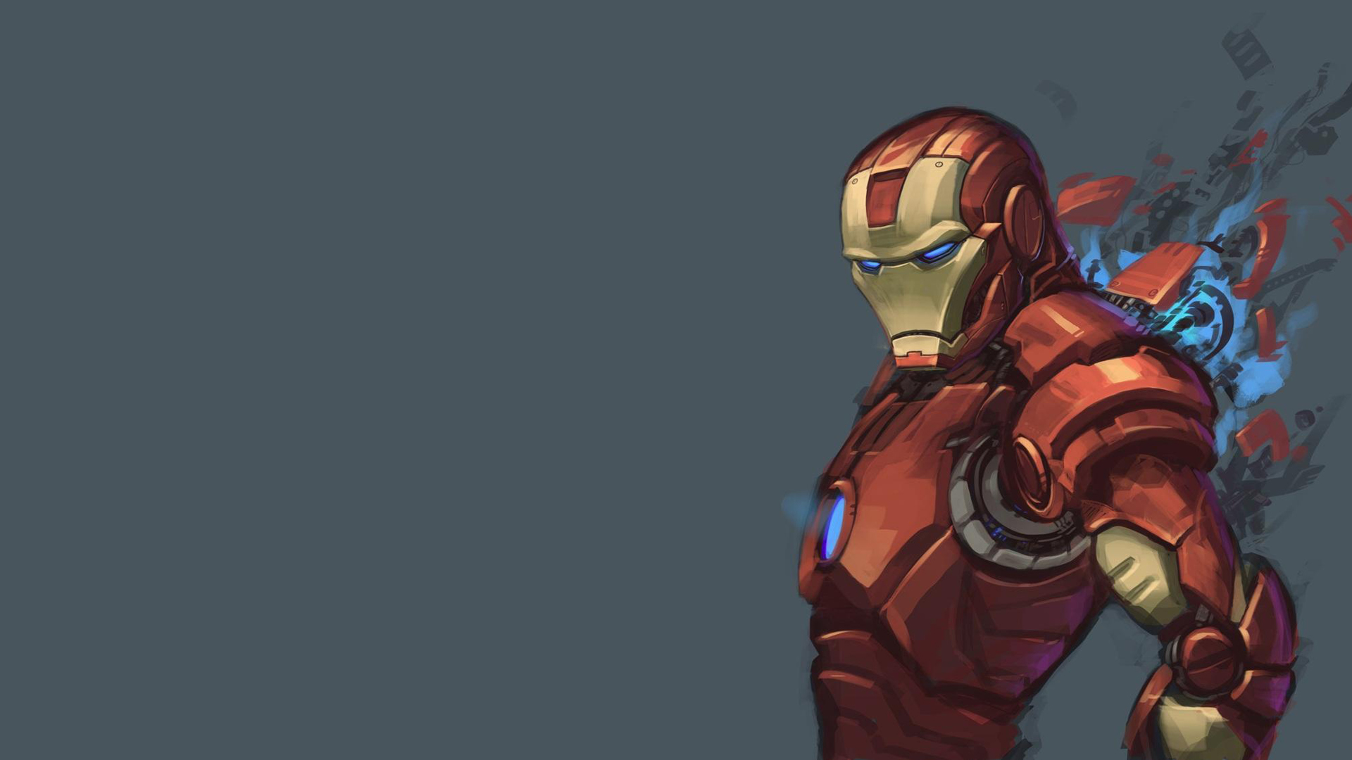 Iron Man Wallpaper 1920x1080 Iron Man Comics Marvel Comics 1920x1080