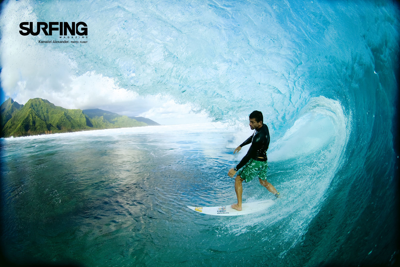 Surfing Magazine January 2011 Issue Wallpapers Pictures 1650x1100