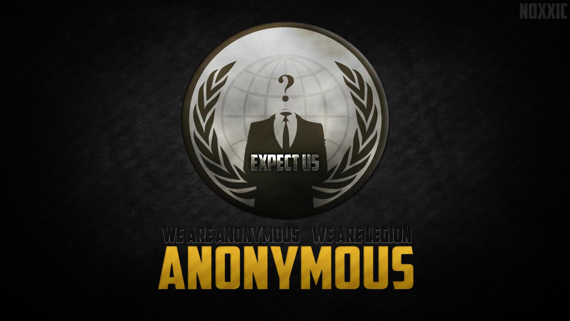 Anonymous HD Wallpapers - WallpaperSafari