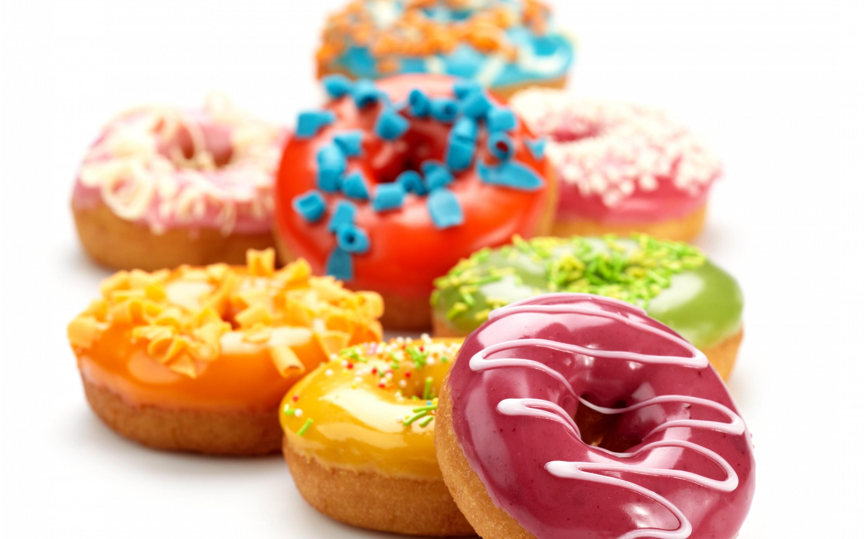 Donuts   Food Wallpaper 35172562 2880x1800