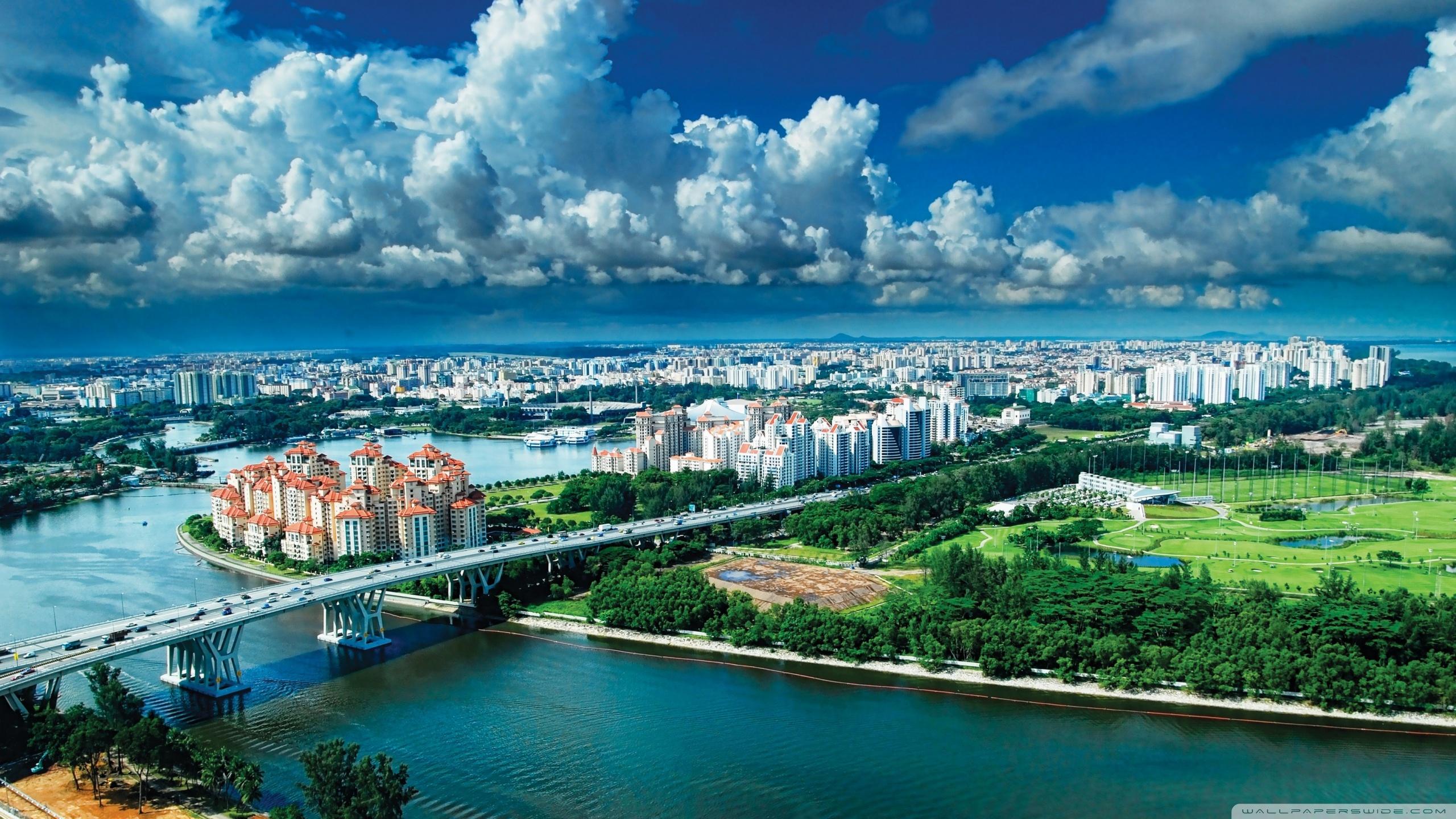 Singapore New Condominium Berkeley Residences Telok Kurau The 2560x1440