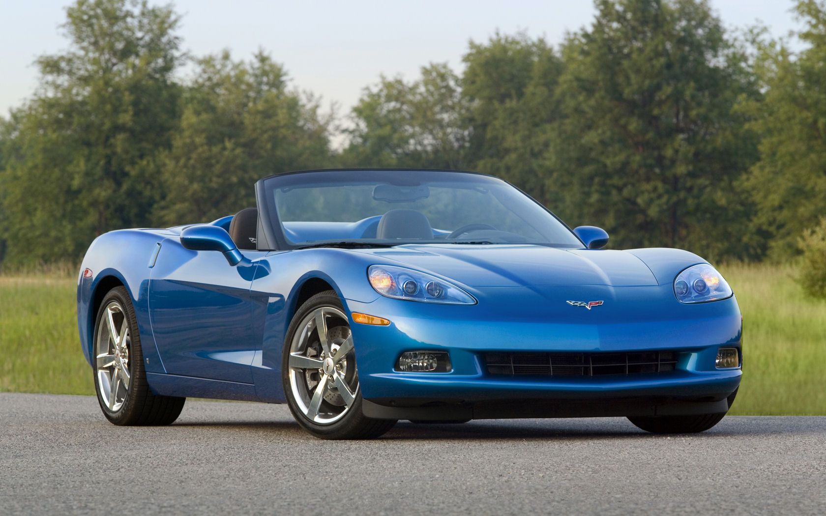 Corvette Wallpaper Widescreen - WallpaperSafari