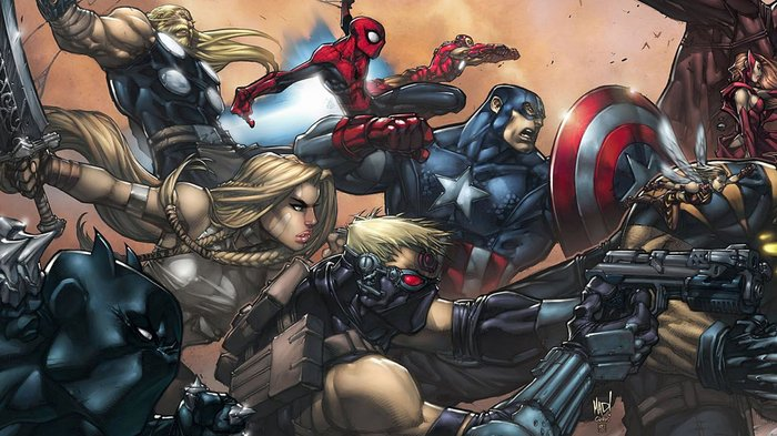 Avengers Theme for Windows 7   Download 700x393