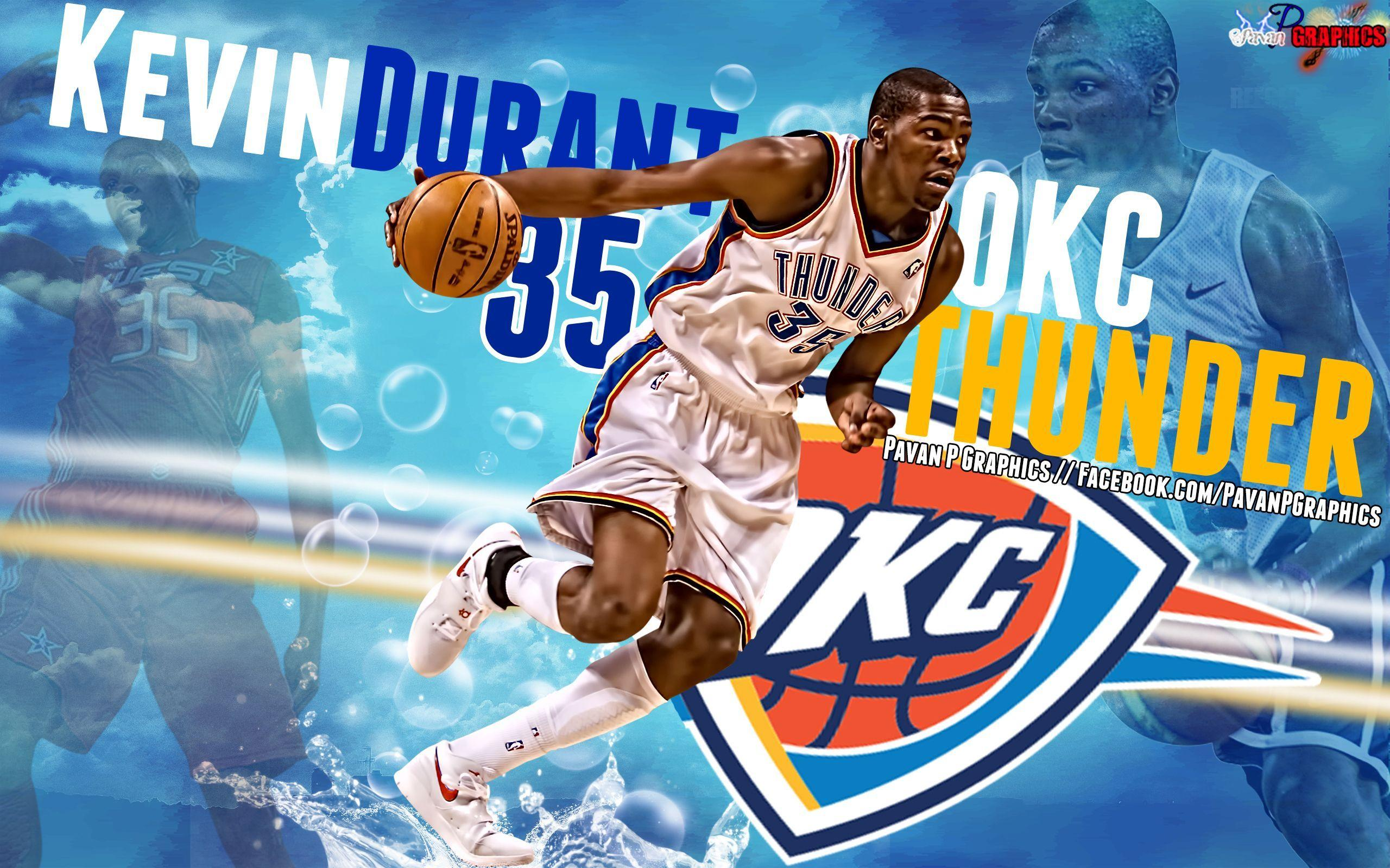 Kevin Durant Wallpapers HD 2016 2560x1600