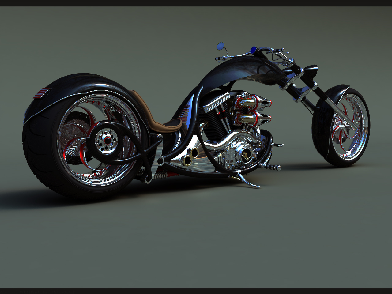 motorcycle wallpaper background 1280x960