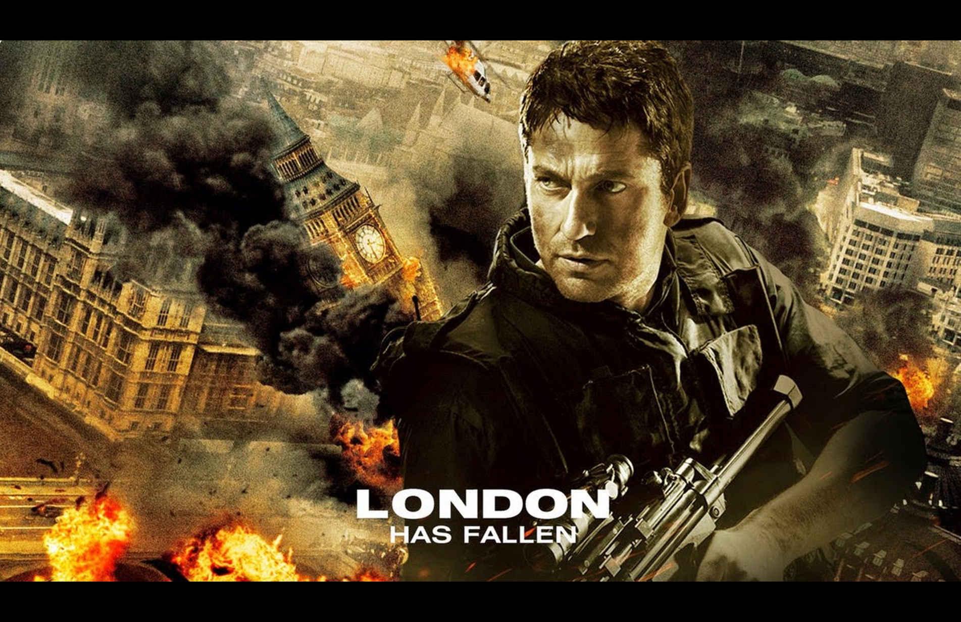 London Has Fallen Wallpaper 1903x1231