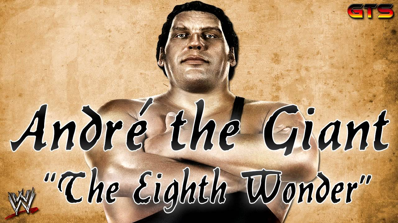 Andre The Giant Last Match Sherdog Forums UFC MMA 1280x720