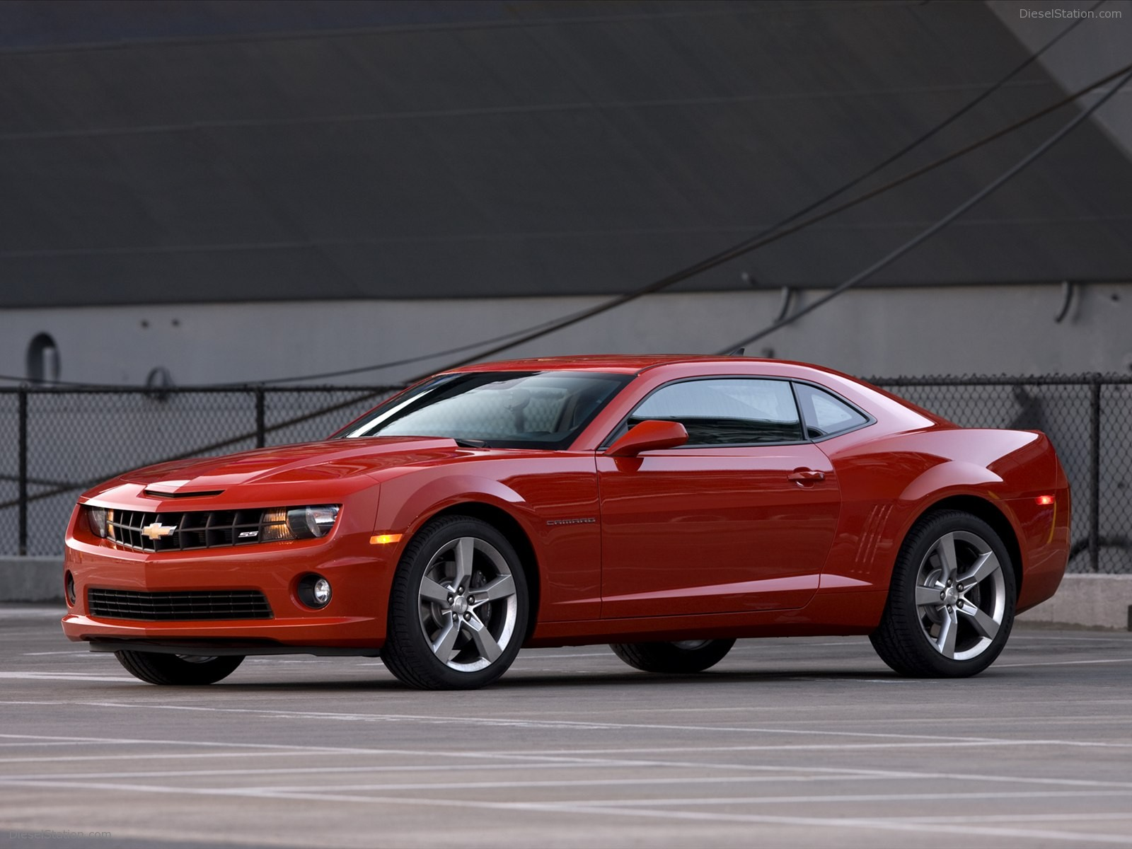 Chevrolet Camaro SS 2012 Exotic Car Wallpapers 02 of 24 Diesel 1600x1200