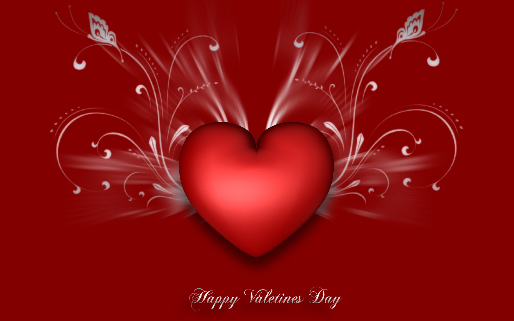 Happy Valentines Day Wallpapers 1680x1050