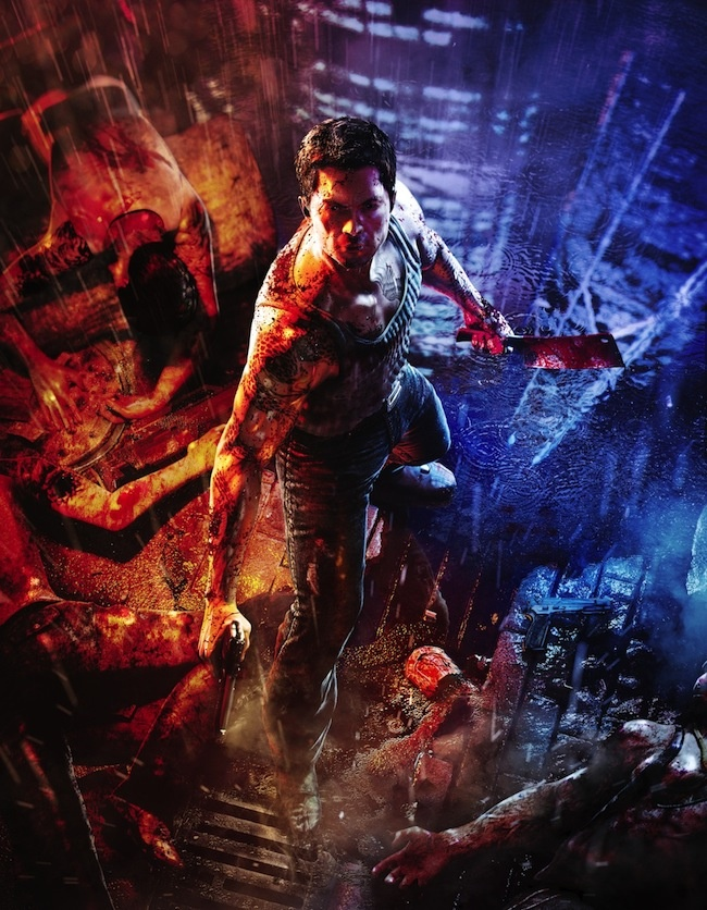 Sleeping Dogs   Cover Art Gaming Pinterest Plays 650x836