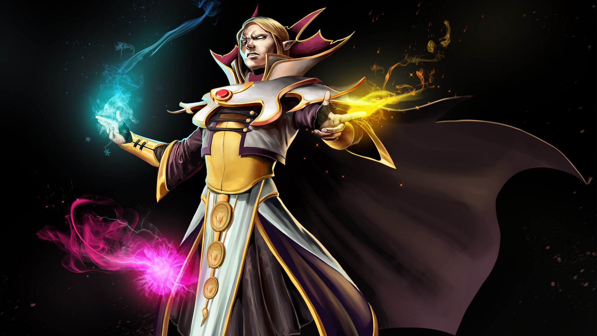 invoker dota 2 game hd wallpaper image picture photo defense of 1920x1080
