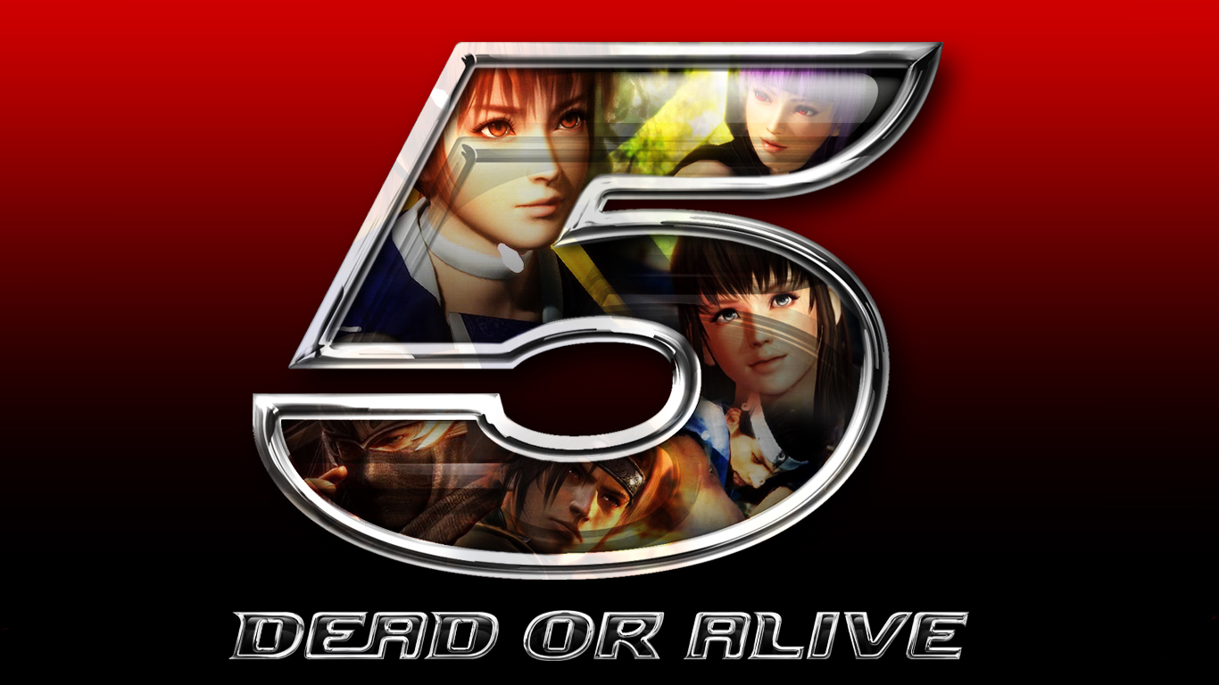 2015 By Stephen Comments Off on Dead or Alive 5 HD Wallpaper 1366x768