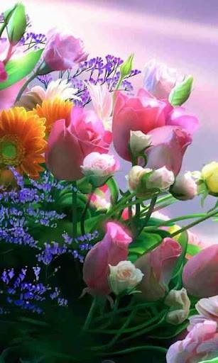 Flower live wallpapers SCREENSHOTS 307x512