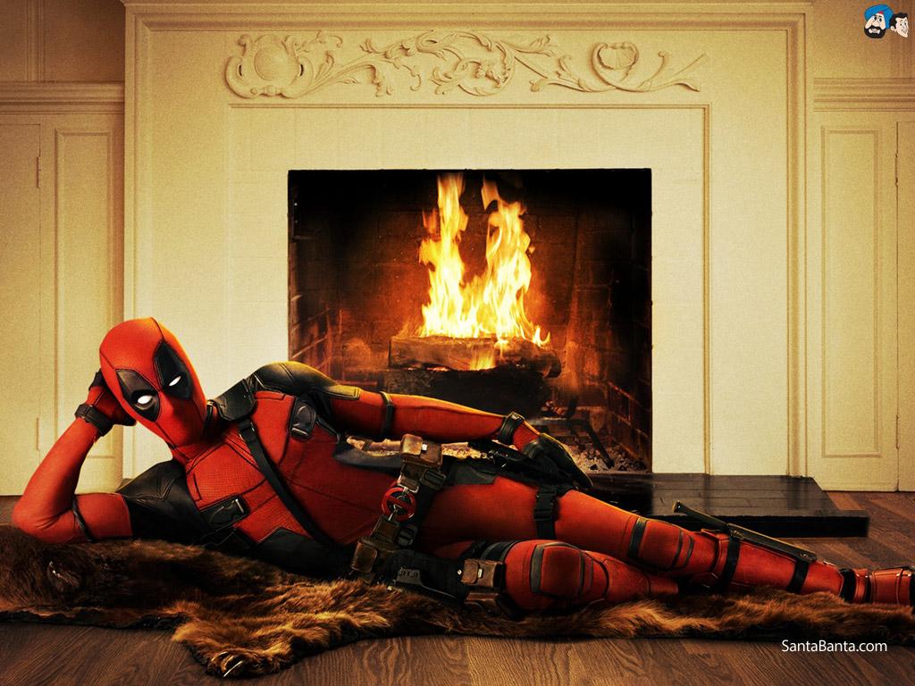 Deadpool Movie Wallpaper 2 1024x768