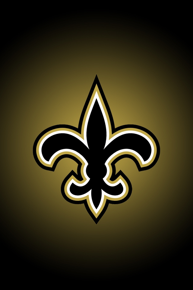 New Orleans Saints iPhone HD Wallpaper iPhone Wallpaper Gallery 640x960