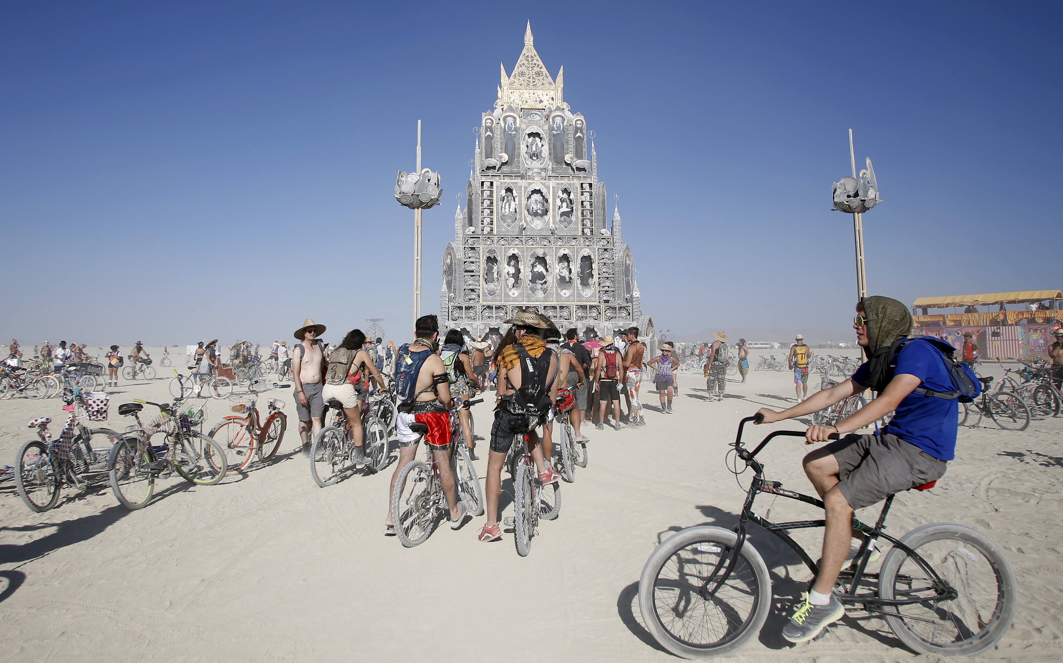 Burning Man Wallpapers High Quality Download 3500x2184