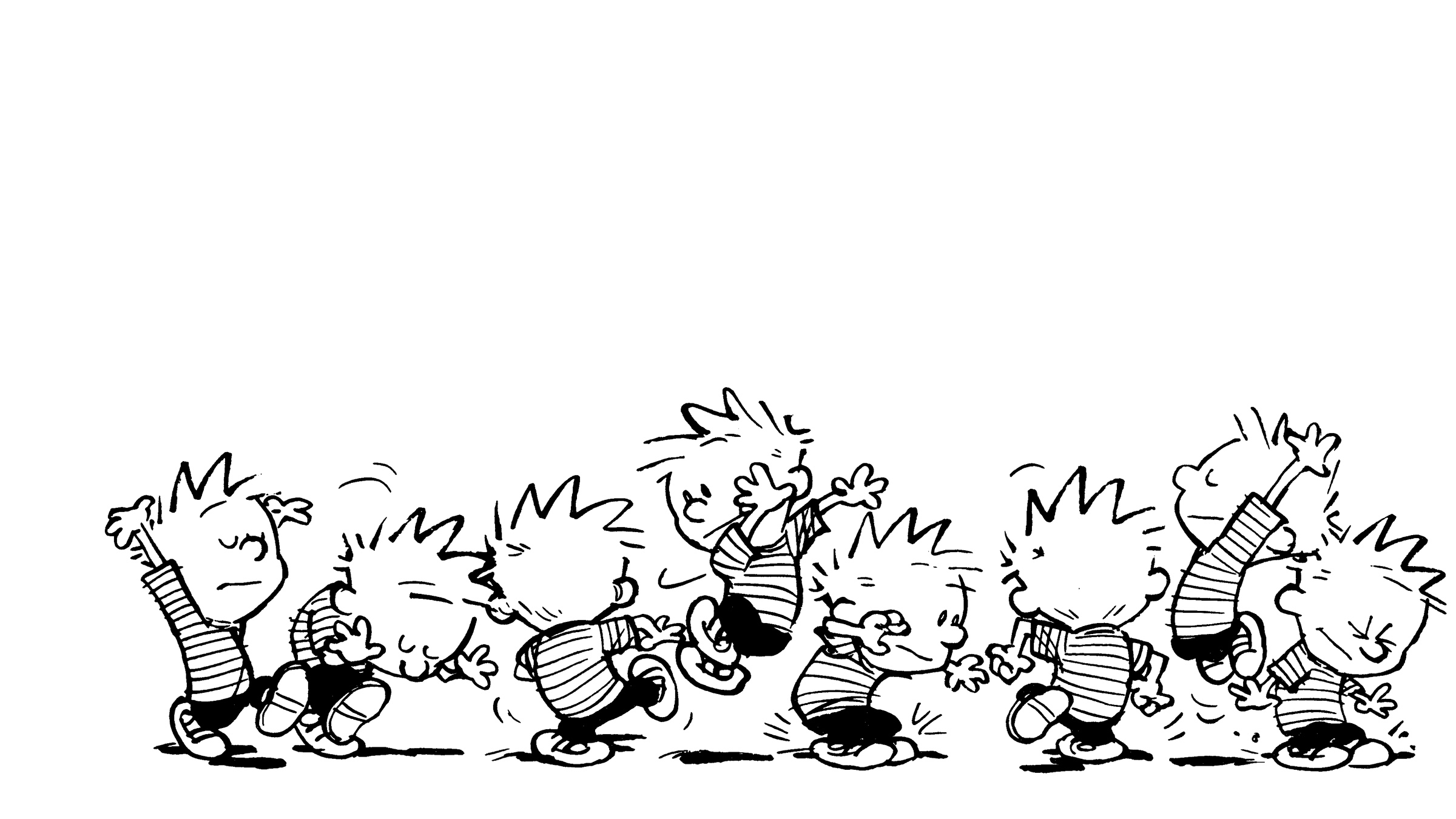Calvin and hobbes comics r wallpaper 2400x1350 162418 2400x1350