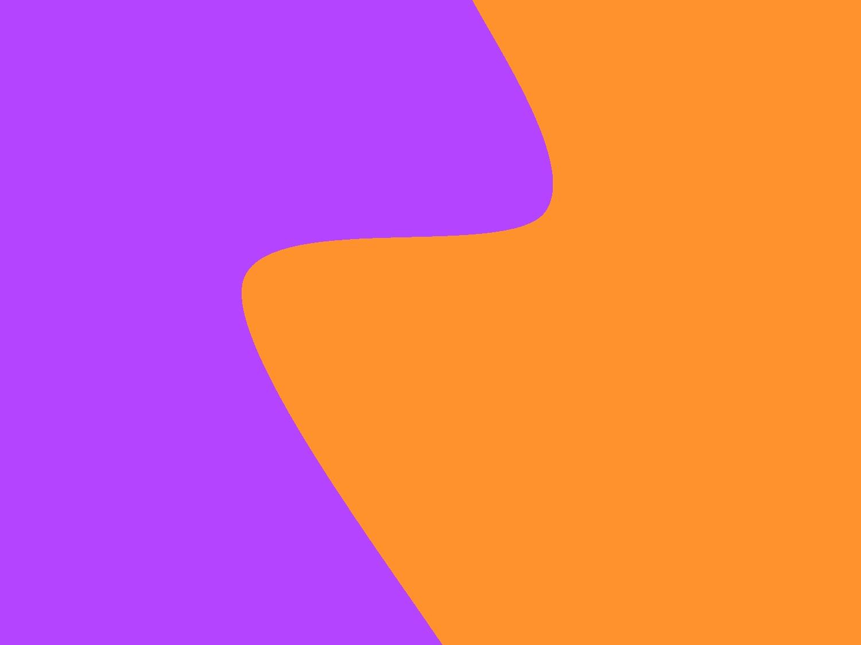 Purple and Orange Wallpaper - WallpaperSafari
