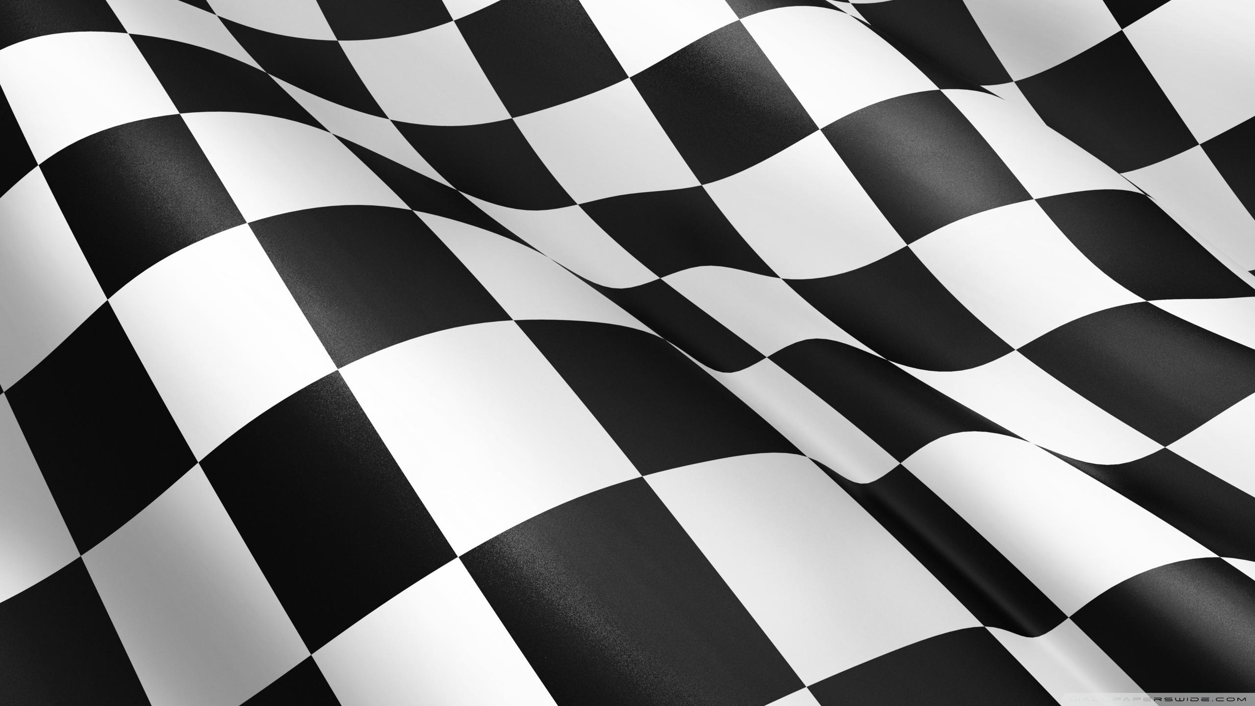 Racing Flag 4K HD Desktop Wallpaper for 4K Ultra HD TV Dual 2560x1440