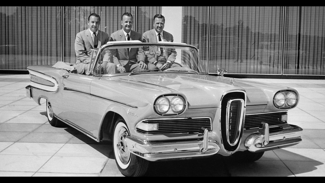 Edsel History Why The Ford Edsel Failed 1280x720