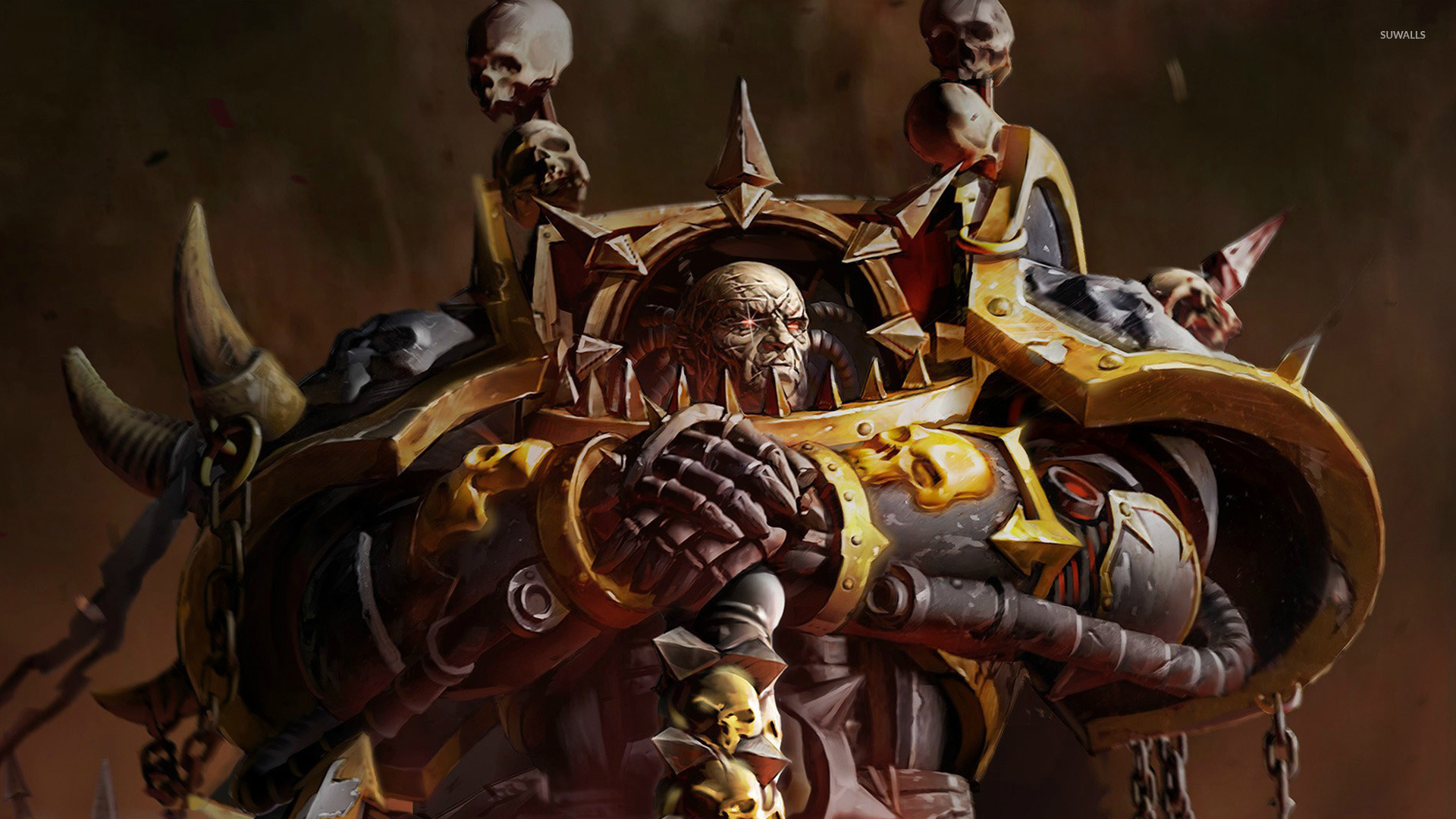 Warhammer 40000 Dawn of War II wallpaper   Game wallpapers   25399 1680x1050