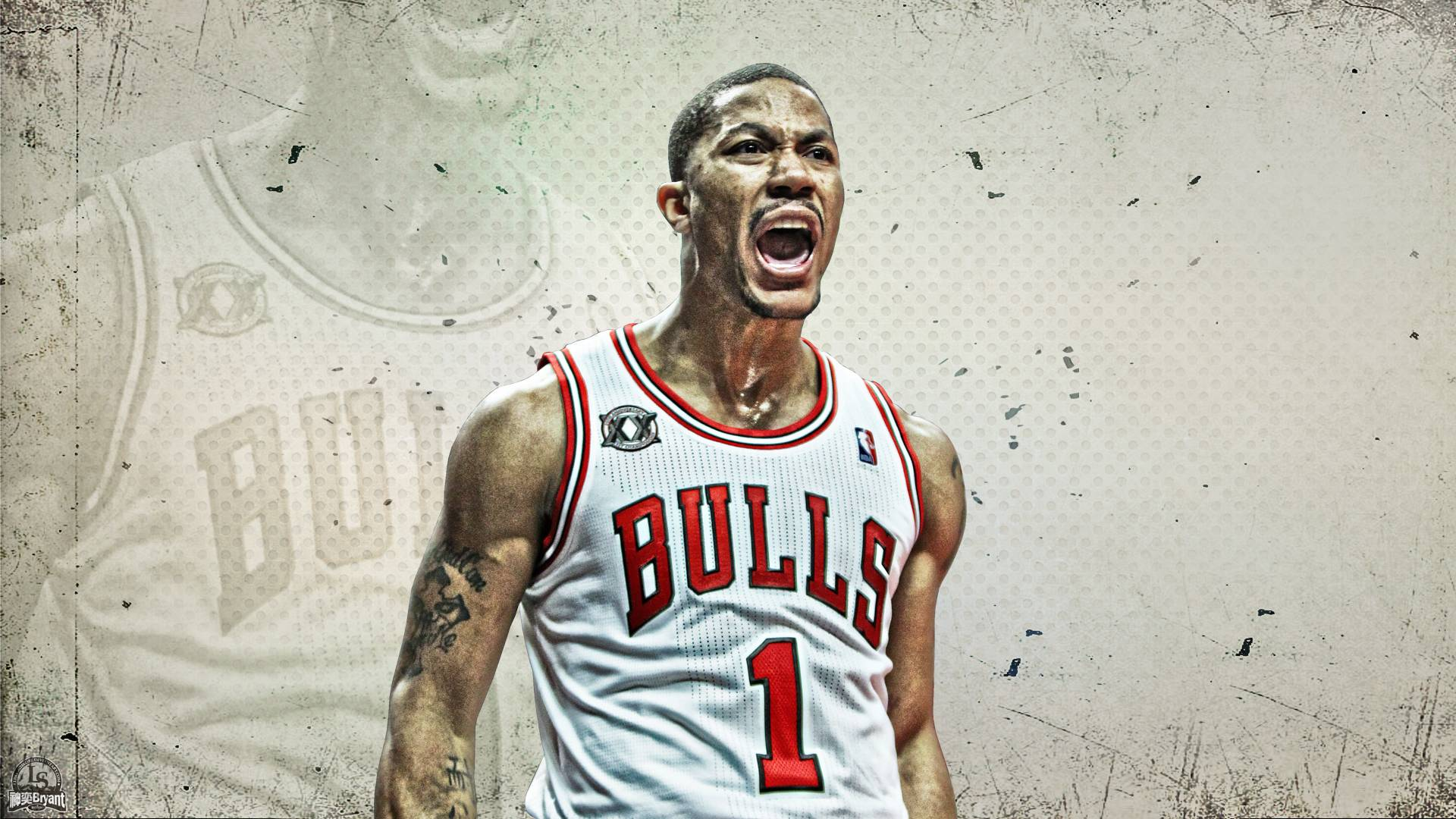 Derrick Rose Wallpapers HD 2016 1920x1080