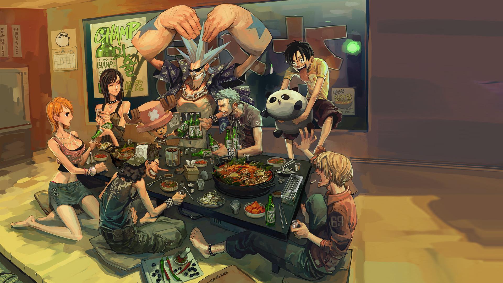 One Piece Wallpaper 1920x1080 One Piece Anime 1920x1080