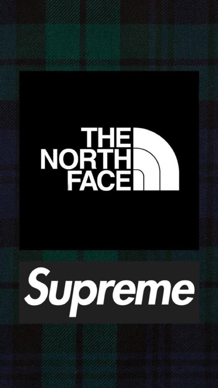 Supreme x Northface Wallpaper Hope u enjoy it drawings in 2019 750x1334