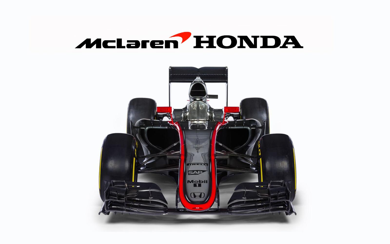 Mclaren Formula 1 Wallpaper 2015 8 1600x1000