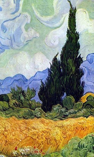 More Wallpaper Collections Source Van Gogh HD WallpaperSafari