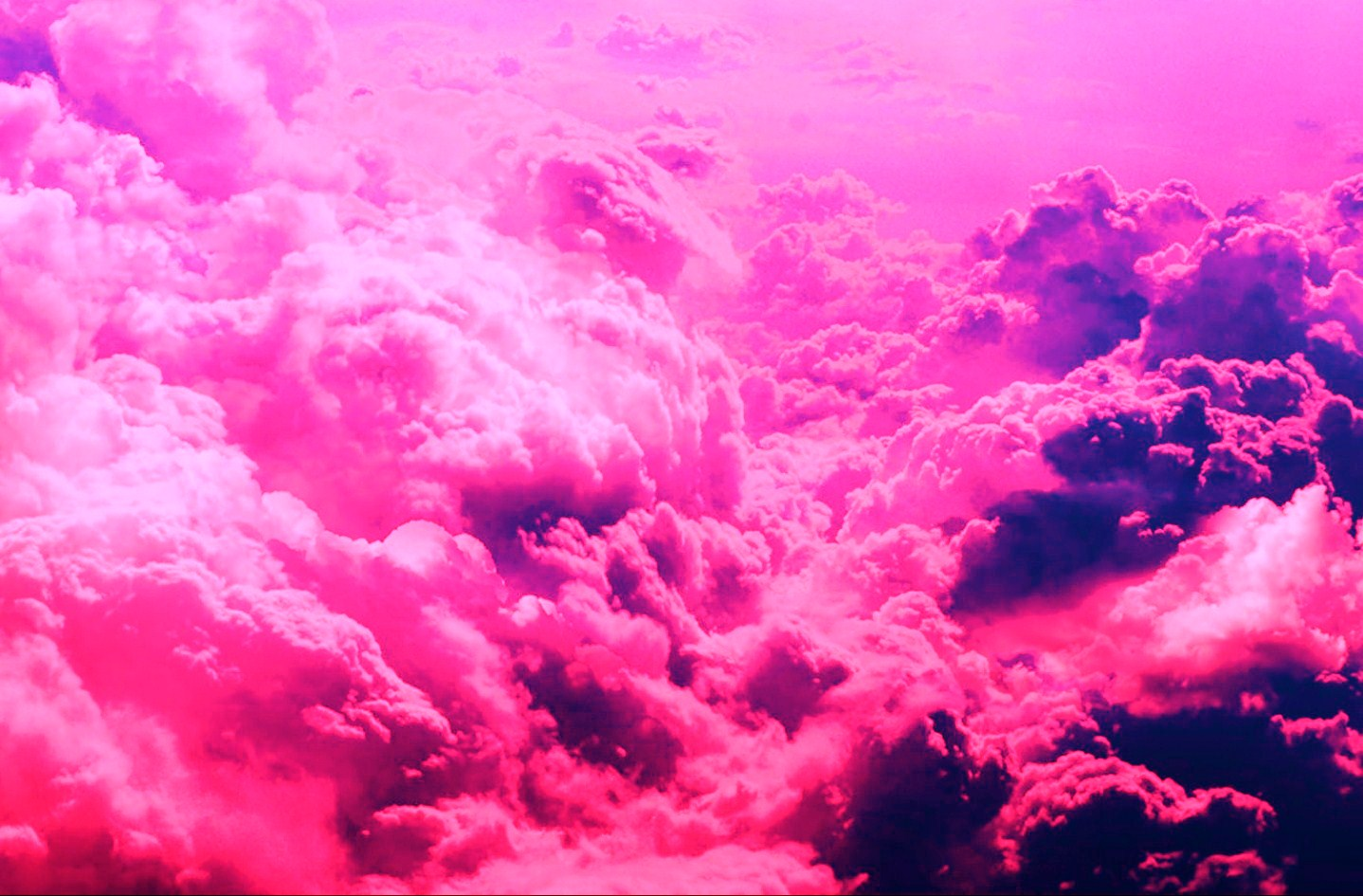 Pink clouds Computer Wallpapers Desktop Backgrounds 1438x945 ID 1438x945