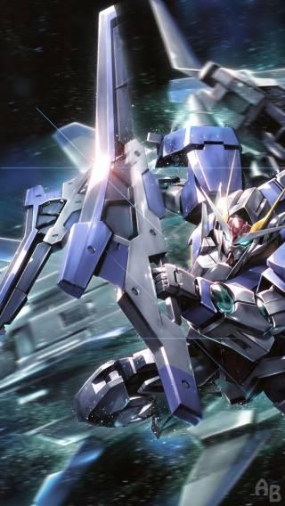 Gundam 009 Anime   iPhone Wallpaper 320x568