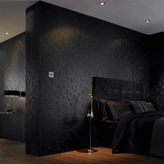 Black Wallpaper for Walls   HitezcomHitezcom 554x554