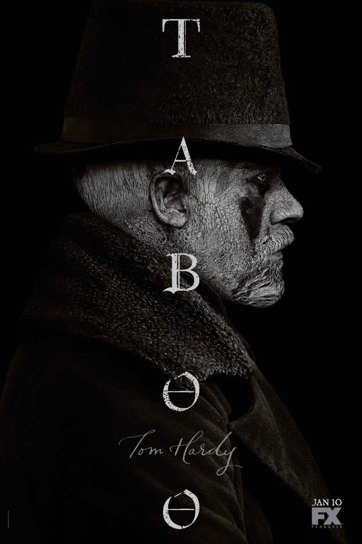 Taboo TV Series 2017   IMDb 999x1500