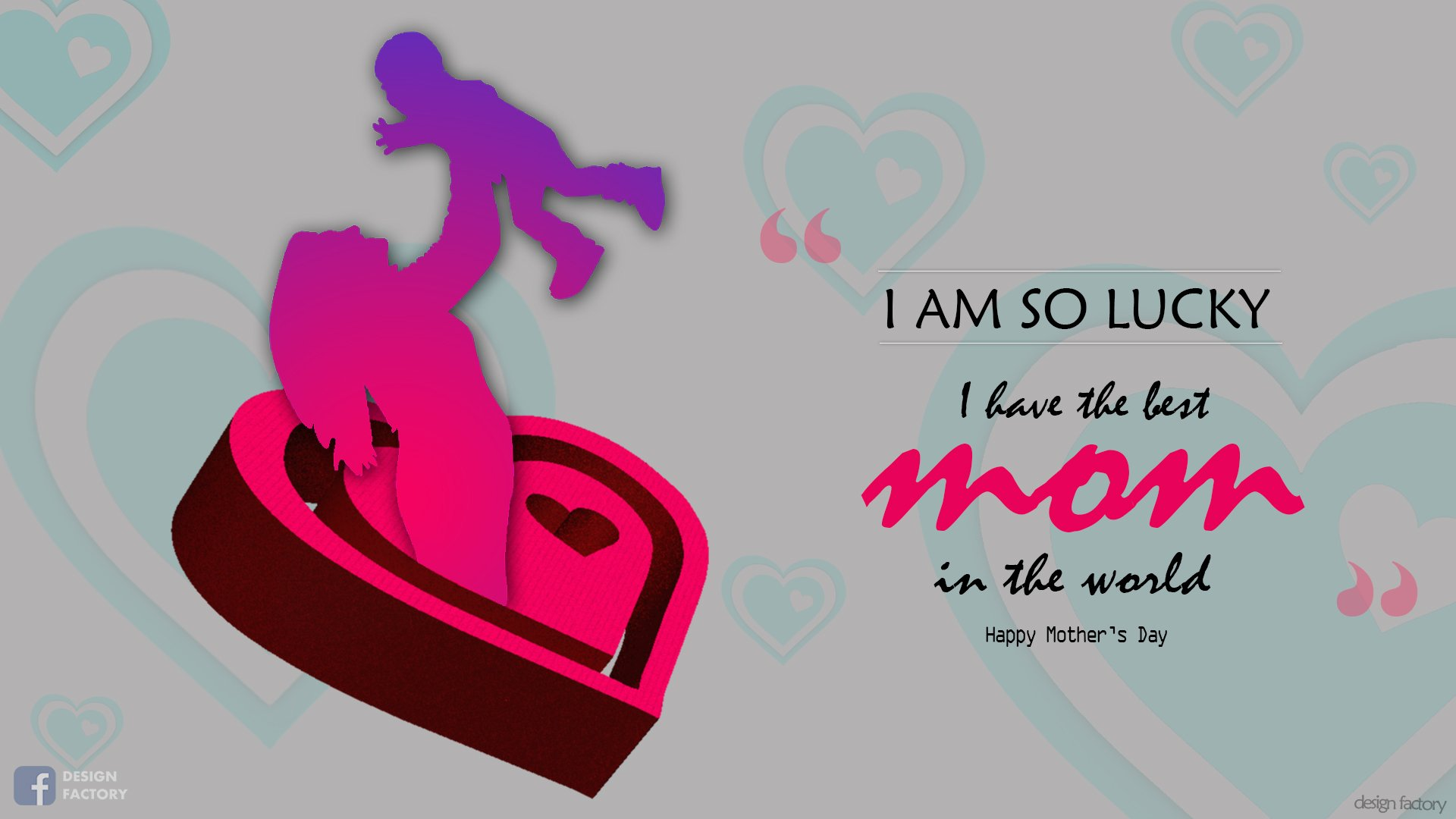 Download I Love You Mom Backgrounds 1920x1080