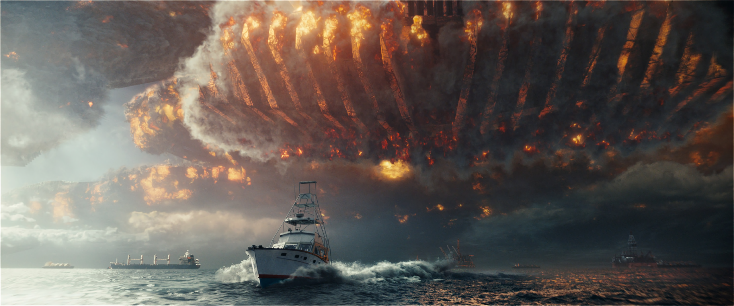 Independence Day Resurgence Wallpaper and Background Image 2560x1067