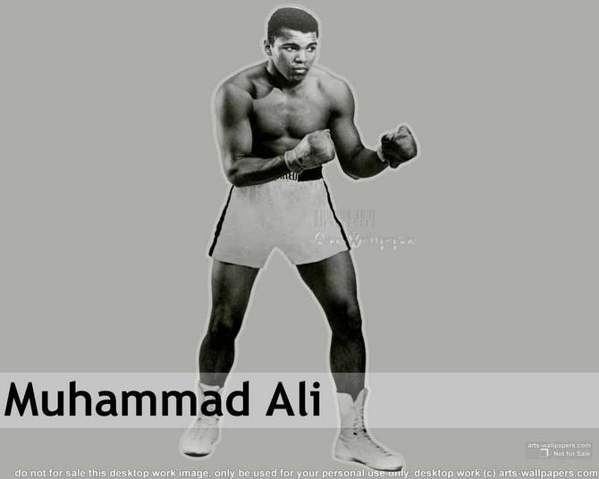 Muhammad Ali 07 wallpaper   Boxing   Sport   Wallpaper Collection 670x536