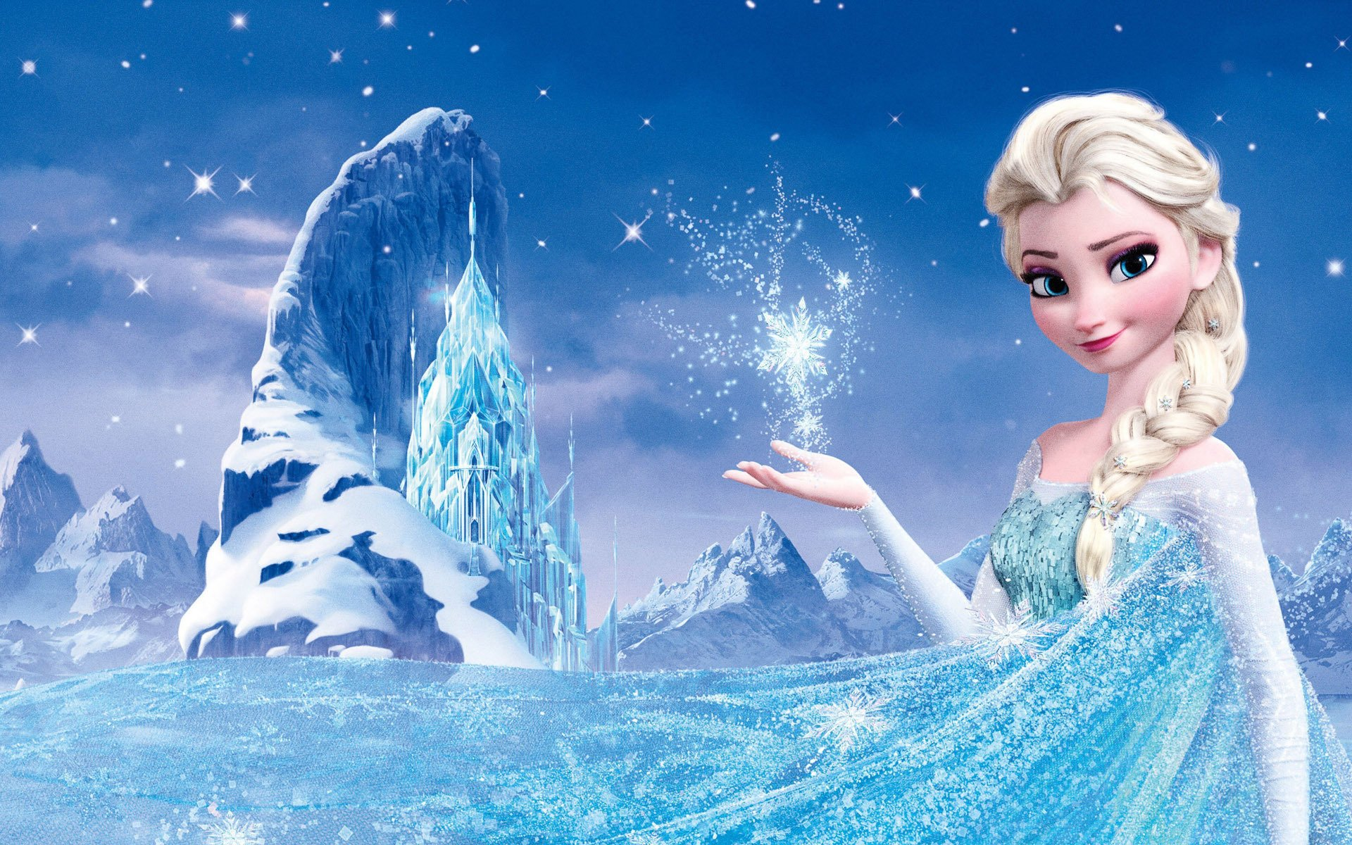 Frozen vs The Snow Queen Disneyfied or Disney tried 1920x1200