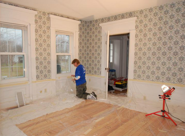 wallpaper border removal how to remove wallpaper paste 721x530