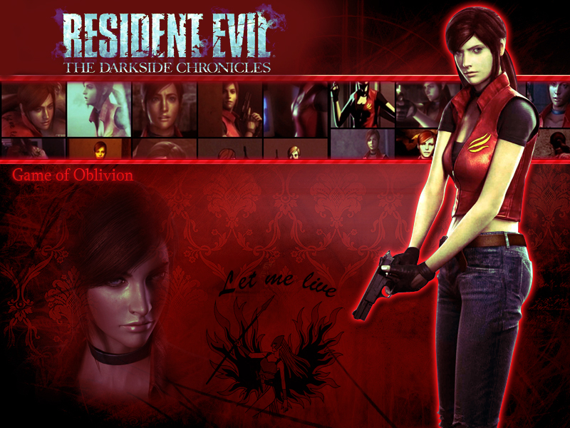 Claire Redfield Wallpaper 5 by RedfieldClaire 800x600