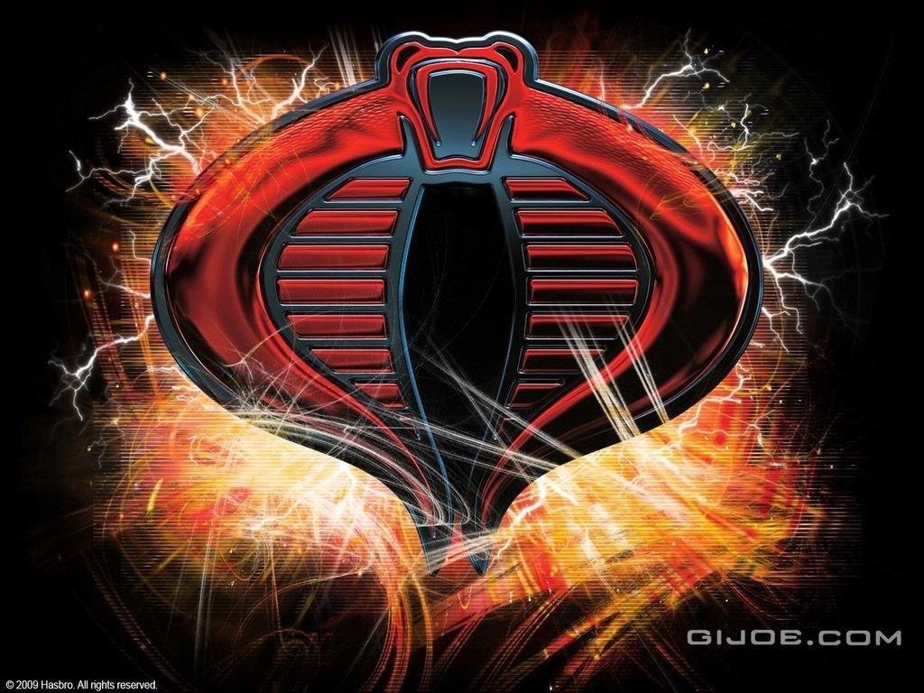 download Cobra Logo Wallpaper 4538 Hd Wallpapers in Logos 1024x768