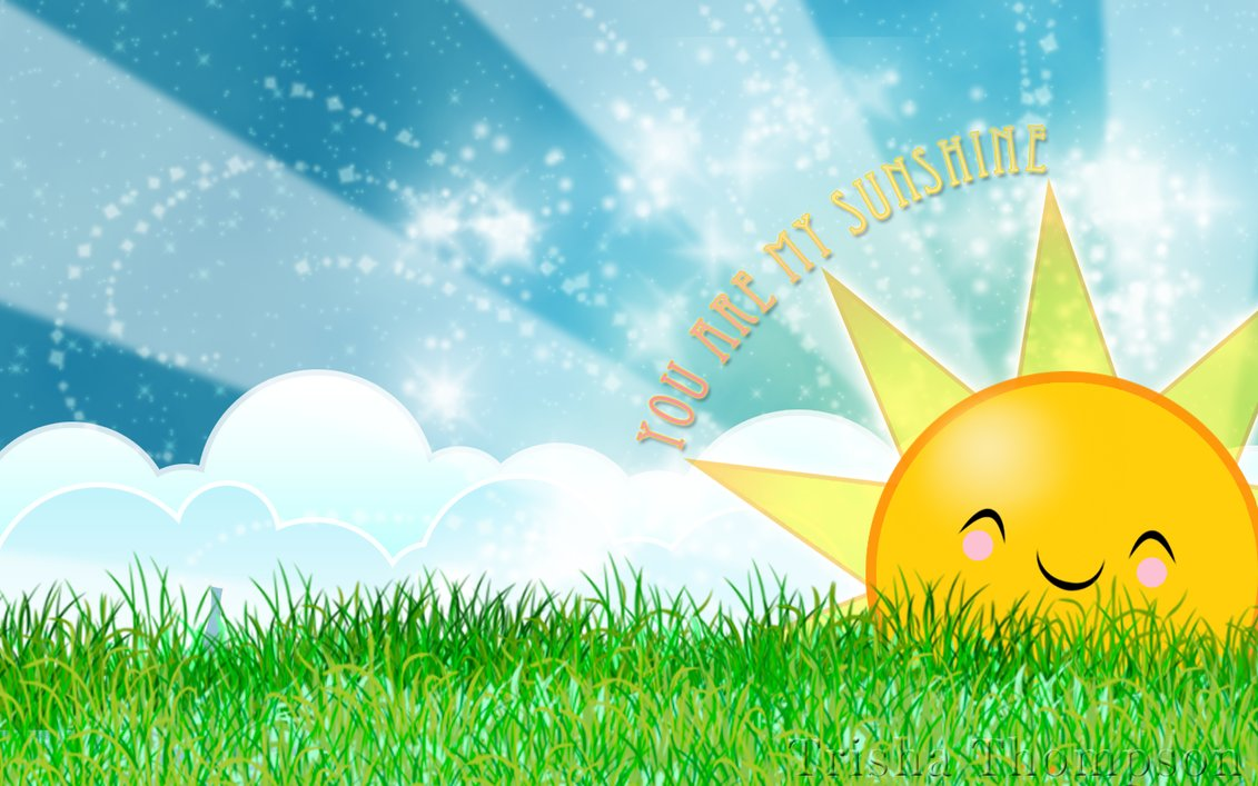 You are my sunshine by bluehairedfairy 1131x707