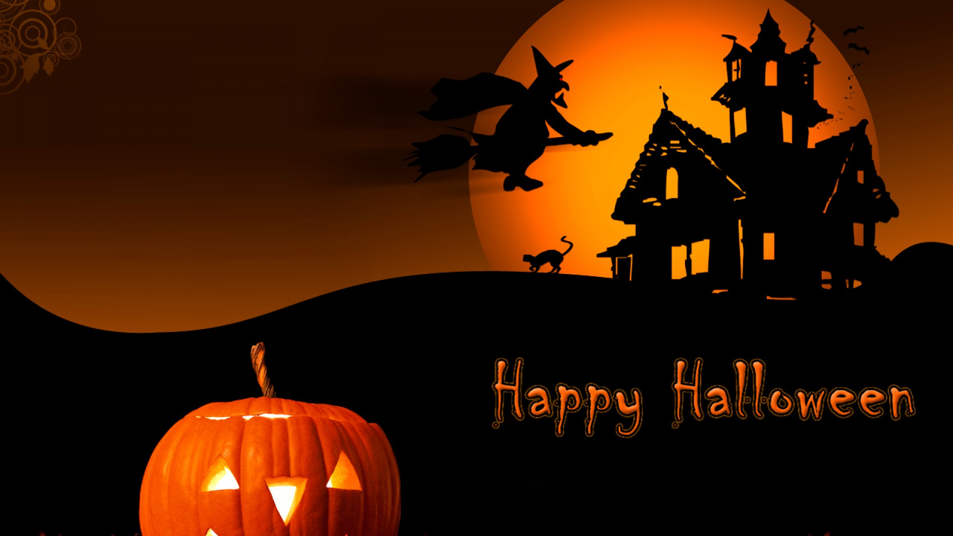 Wallpapers Hd Halloween 1080p 1920x1080