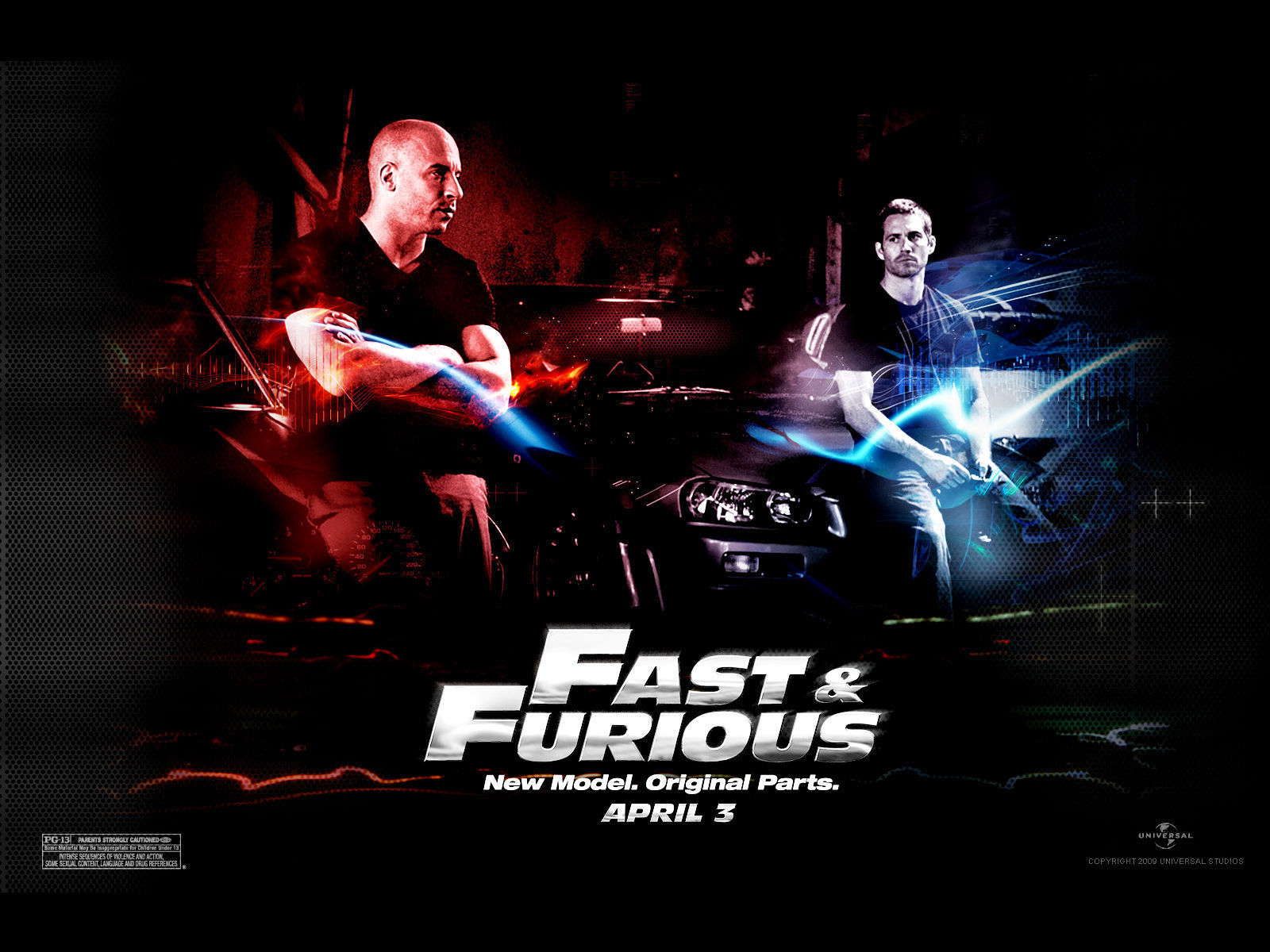 Fast and Furious Fast Furious 1600x1200