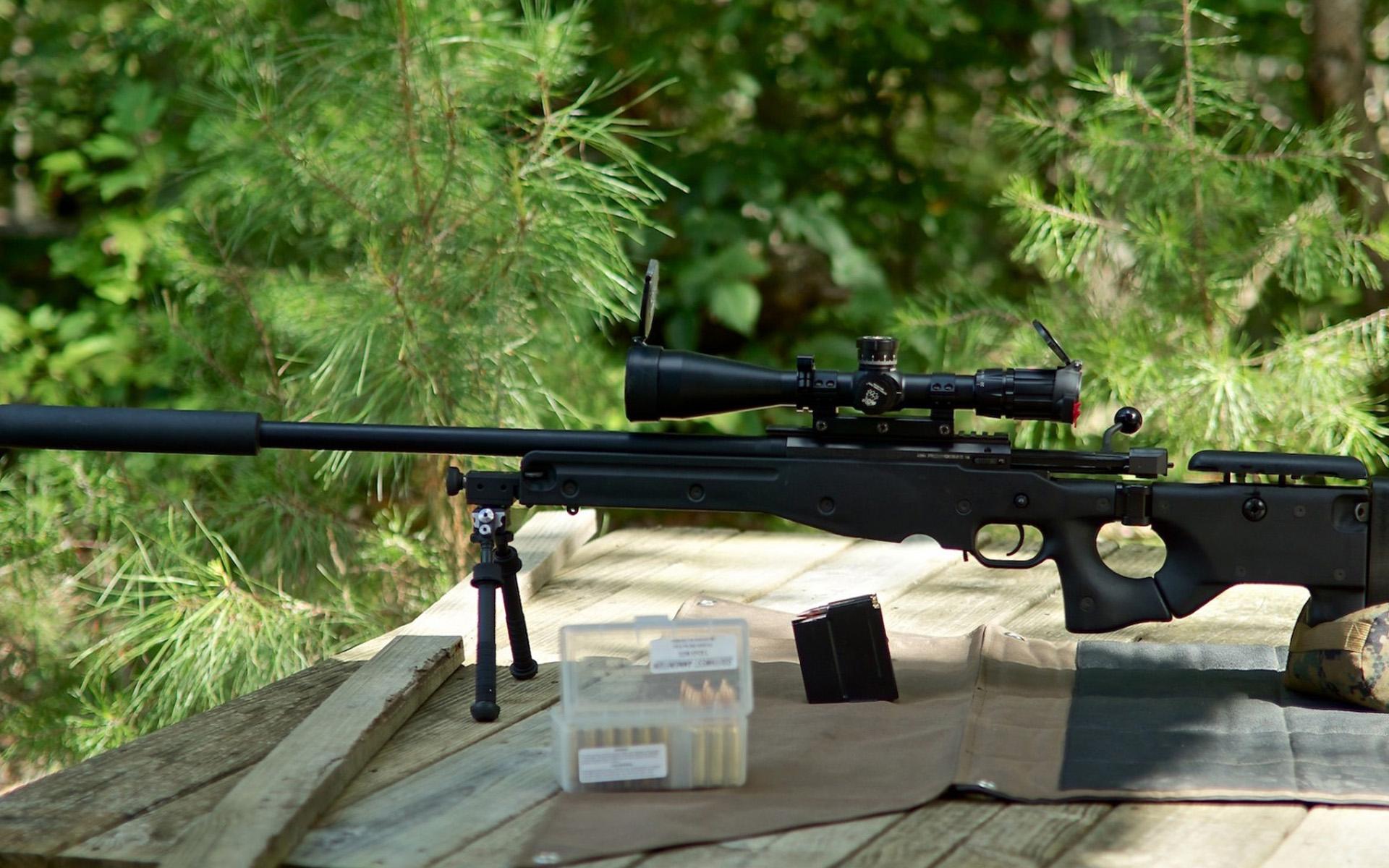 AWP sniper rifle Wallpapers 03 HD Wallpaper Downloads 1920x1200