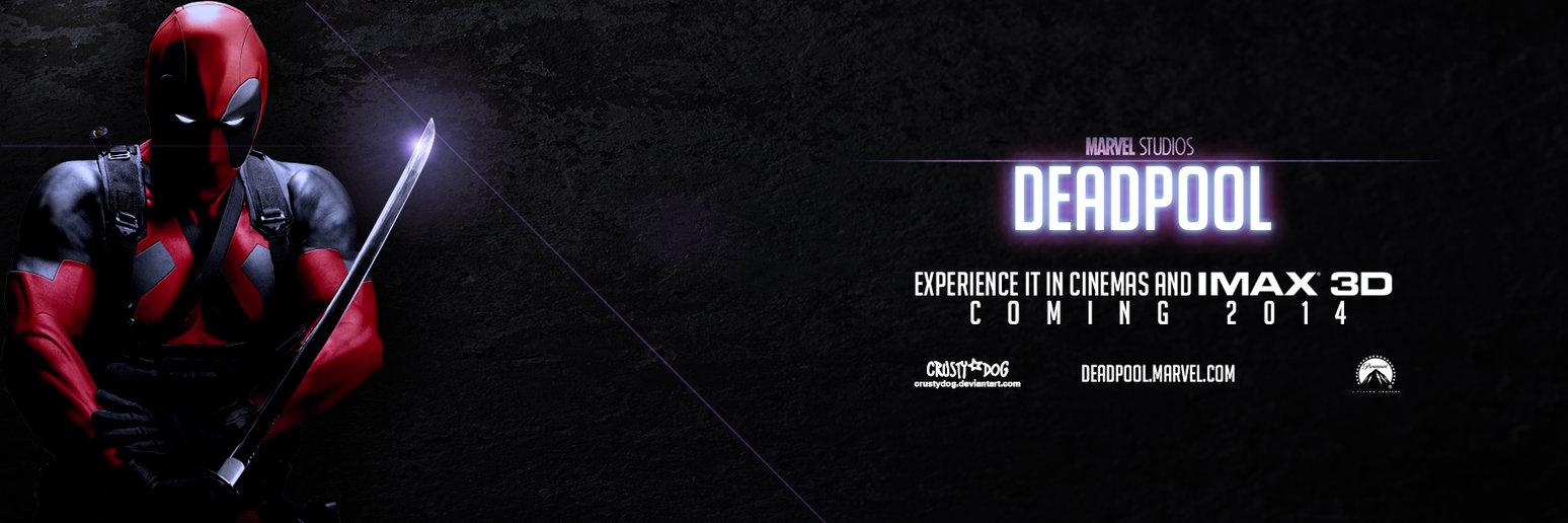 Deadpool 2014 Movie HD Wallpaper 1548x516